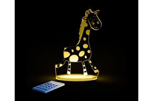 Aloka Noční světýlko Žirafa + ovladač pro volbu barev EOL Noční světýlka a lampičky