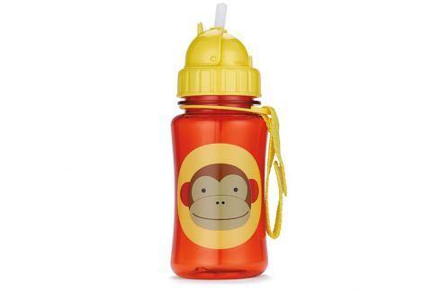 SKIP HOP Zoo Lahvička s brčkem - Opička Lahvičky
