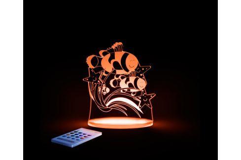 Aloka Noční světýlko Nemo + ovladač pro volbu barev Noční světýlka a lampičky