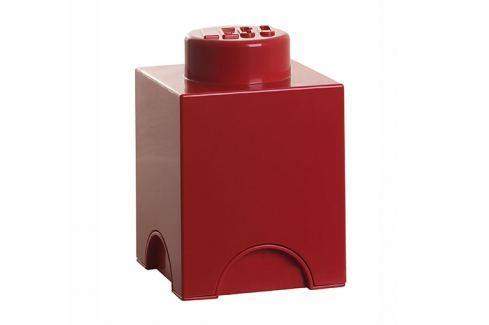LEGO® Storage Malý úložný box - červený Krabice a boxy