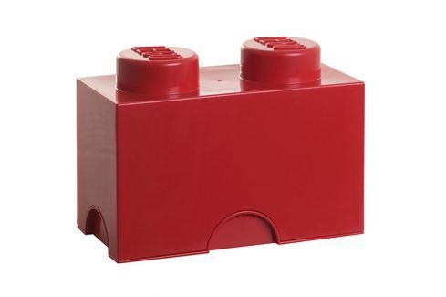 LEGO® Storage Lego úložný box červený Krabice a boxy