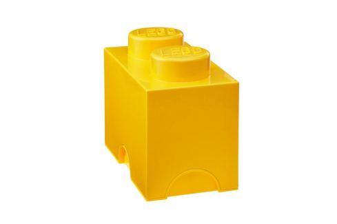 LEGO® Storage Lego úložný box žlutý Krabice a boxy