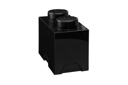 LEGO® Storage Lego úložný box černý Krabice a boxy