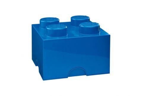 LEGO® Storage Lego úložný box modrý Krabice a boxy