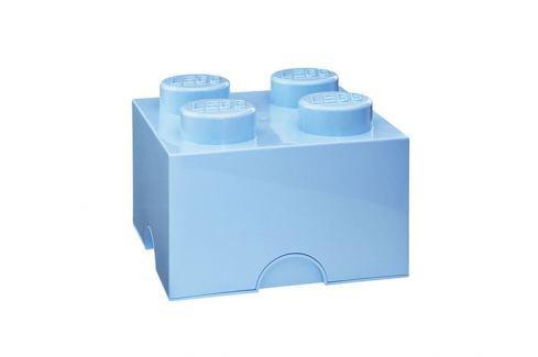 LEGO® Storage Lego úložný box světle modrý Krabice a boxy