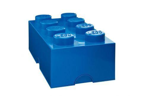 LEGO® Storage Velký úložný box - modrý Krabice a boxy