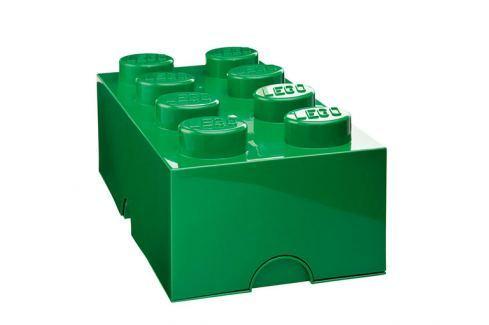 LEGO® Storage Velký úložný box - tmavě zelený Krabice a boxy