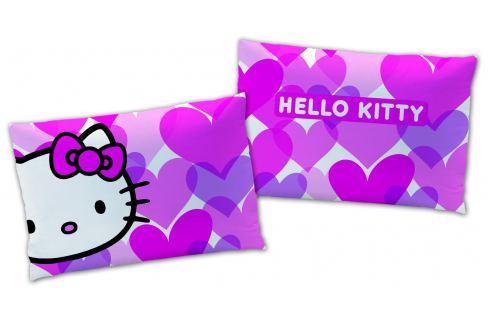 CTI Polštářek Hello Kitty Mimi Love Pink 28x42 cm Dětské polštáře
