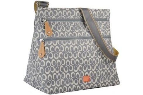 PacaPod JURA šedá - kabelka i přebalovací taška Přebalovací tašky