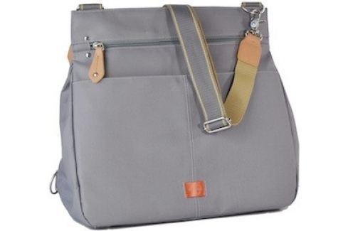 PacaPod OBAN šedá - kabelka i přebalovací taška Přebalovací tašky