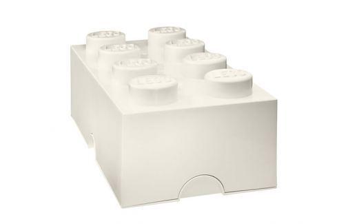 LEGO® Storage Lego úložný box bílý Krabice a boxy