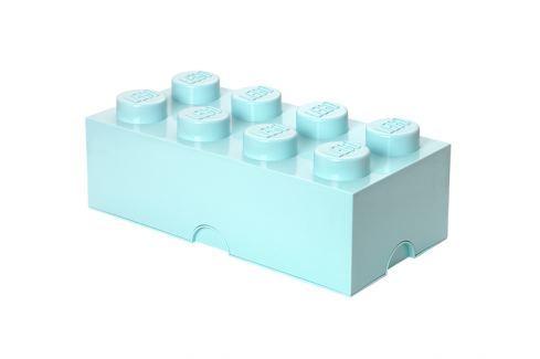 LEGO® Storage Velký úložný box - aqua Krabice a boxy