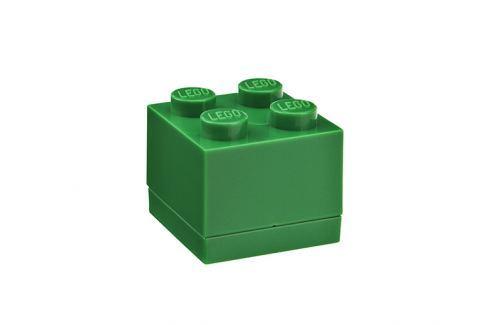 LEGO® Storage Úložný box Mini - tmavě zelený Krabice a boxy