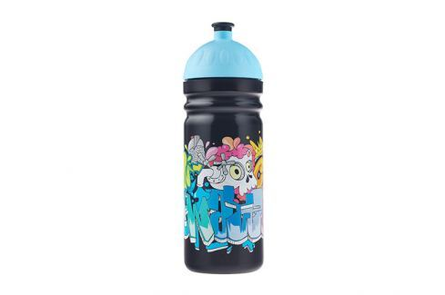 Zdravá lahev Graffiti 0,7l Lahvičky