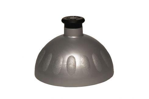 Zdravá lahev Náhradní kompletní víčko stříbrná/černá Lahvičky