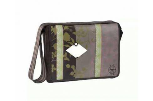 Lässig Přebalovací taška Casual Messenger Bag Colorpatch hnědá Kočárky a příslušenství
