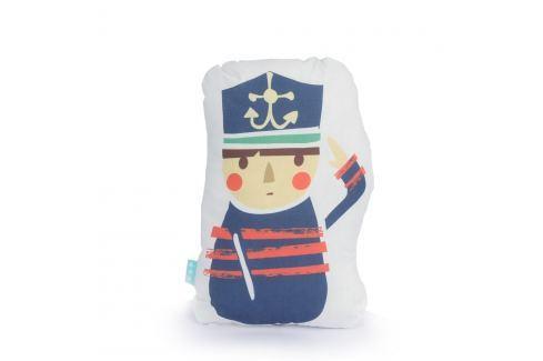 Moshi Moshi Dětský polštář Ahoy There, 40x30 cm Dětské polštáře