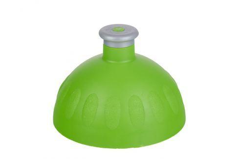 Zdravá lahev Náhradní kompletní víčko zelené/zátka stříbrná Lahvičky