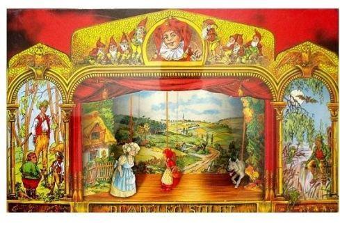 Teddies Divadlo Stilet Dětské kostýmy