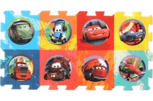 Trefl Pěnové Puzzle Auta /Disney Pěnové puzzle na zem