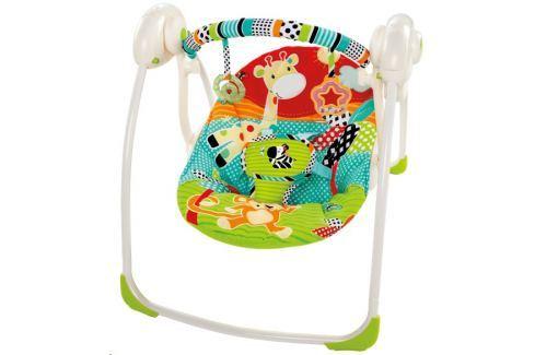 Bright Starts Houpadlo přenosné Roaming Safari™ (do 9 kg) Dětská lehátka