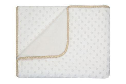My Best Home Deka Maia, 80x90 cm - smetanová Dětské deky
