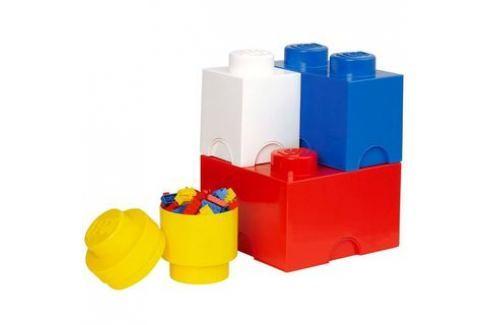 LEGO® Storage Sada úložných boxů, 4 ks Krabice a boxy