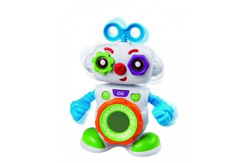 Vtech Robot Kubík Rozvoj a aktivita