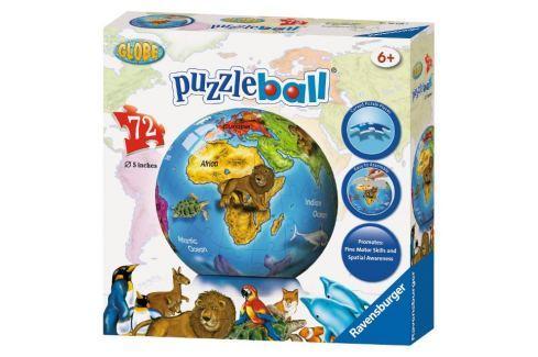 Ravensburger Globus Puzzleball 72d Puzzle