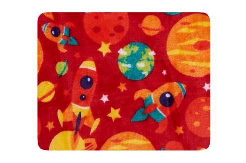 My Best Home Deka Petite 75x100 cm - červená Dětské deky