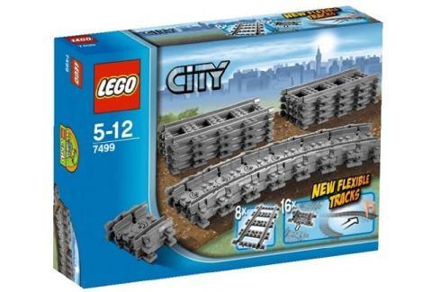 LEGO® City 7499 trains Ohebné koleje LEGO® City