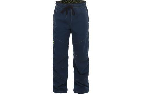Hannah Dětské kalhoty TWIN JR, Dark denim Dětské Kalhoty