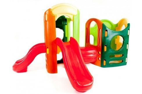 Little Tikes Dětské hřiště 8v1 Prolézačky, skluzavky, dětské hřiště