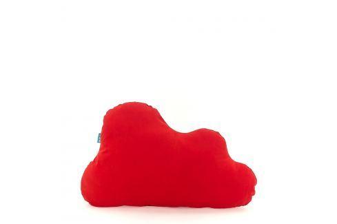 Mr. FOX Polštářek Nube Red - 60x40 cm Dětské polštáře