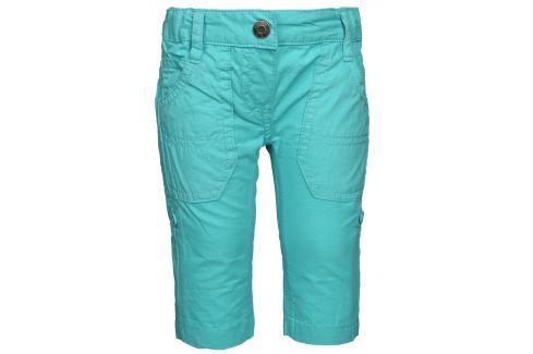 Blue Seven Dětské ohrnovací kalhoty - tyrkysové Dětské Kalhoty