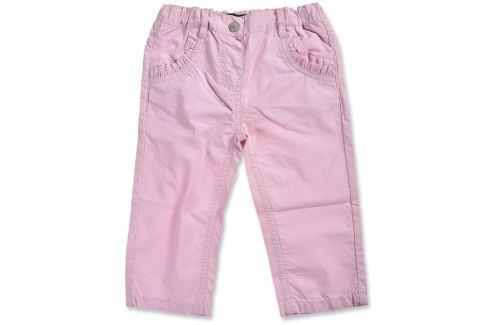 Blue Seven Dívčí kalhoty - světle růžové Dětské Kalhoty