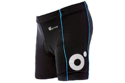 O'Style Dětské cyklokalhoty - černé Dětské Outdoorové kalhoty