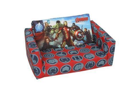 JNH Rozkládací pohovka Avengers Křesílka a gaučíky