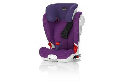 Römer KIDFIX II XP SICT 2017, Mineral Purple Dětské autosedačky