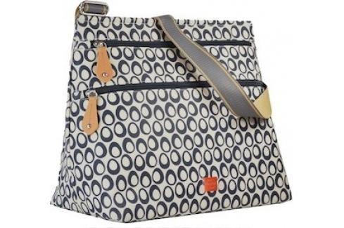 PacaPod JURA modrá - kabelka i přebalovací taška Přebalovací tašky