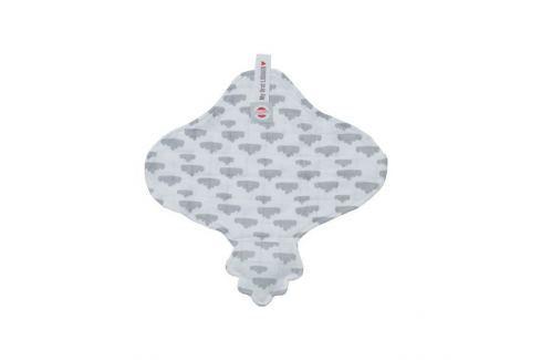 Lodger Bavlněný muchláček - šedý Zavinovačky