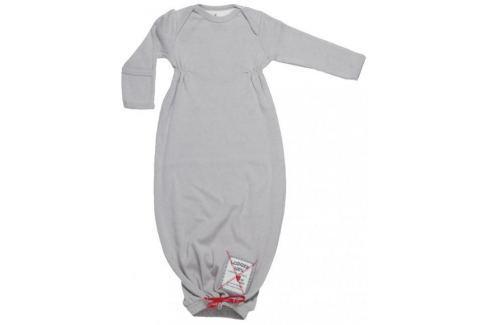 Lodger Hopper Newborn Cotton Greige Spací pytle