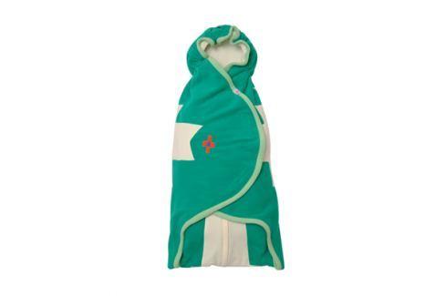 Lodger Zavinovačka Wrapper Clever Native Emerald Zavinovačky