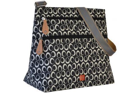 PacaPod JURA černá - kabelka i přebalovací taška Přebalovací tašky