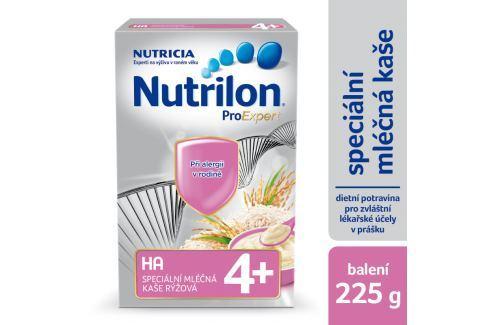 Nutrilon mléčná HA kaše rýžová 225g Speciální výživa