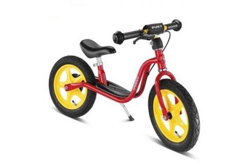 PUKY Learner Bike LR 1 BR s brzdou červená Odrážedla