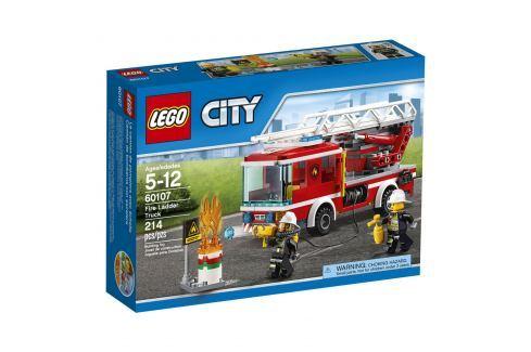 LEGO® City 60107 Hasičské auto s žebříkem LEGO® City