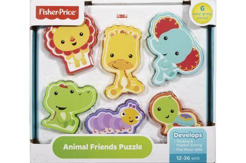 Fisher Price Puzzle se zvířátky Rozvoj a aktivita