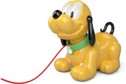 CLEMENTONI Pluto - tahací pejsek Rozvoj a aktivita