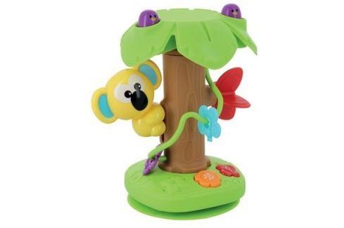 Alltoys Zvuková koala na stromě s přísavkou na stůl Rozvoj a aktivita